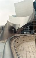 disney concert hall pic 3 by 000nevermore000
