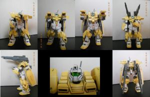 HG 1/144 Powered GM Cardigan by Vyse-Byakko