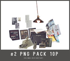 PNG pack #2 10P by Yu by vul3m3