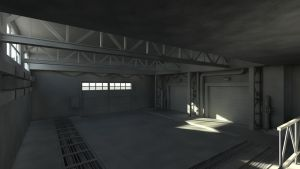 World of Tanks Hanger by Dorsaispirit