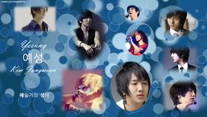 Yesung wallpaper by garche4291