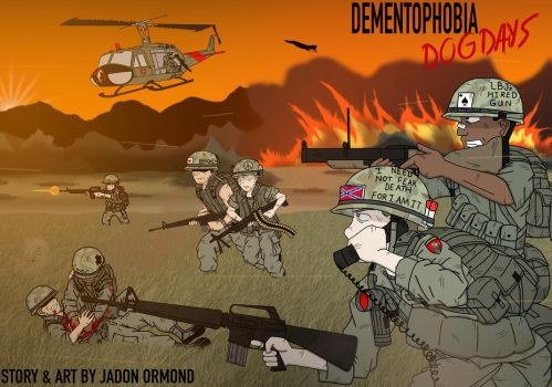 Dementophobia: DD - Fortunate Son by BloodySoldier007