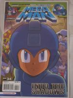 Megaman Issue 34 Comic by tanlisette