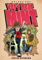 VERY NEAR MINT Volume 1 cover by JustinPeterson