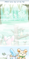 PMD-U Intro: Out of the Mist by Zerochan923600