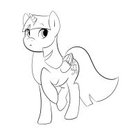 Twilighht WIP Lines by SpectrumCandyy