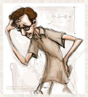 OH geez - its woody allen- by SpookyChan