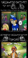 Halloween Costumes by Sir-Doomy