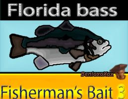 Florida Bass from Fisherman's Bait 3 by BenioxoXox
