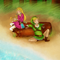 Skyward Sword by Omnomnom-Monster