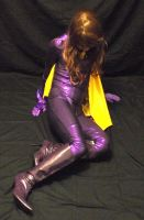 66 Batgirl Cosplay - Where am I? by ozbattlechick