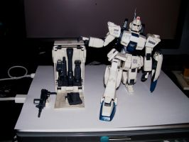MG RX-79G Ez8 by Dunne