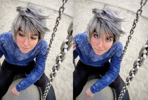 Jack Frost. by Phantom-Cosplay
