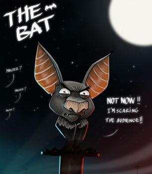 The bat by Entropician
