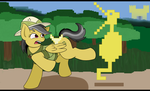Another Daring Do Adventure by Digoraccoon