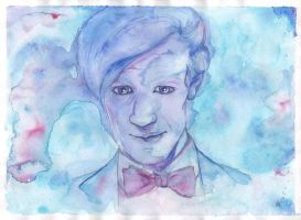 The 11th Doctor by gold-blonde