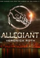 Allegiant fan made poster by TheSearchingEyes