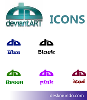 deviantART Icon Pack by deskmundo