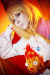 Howl's Moving Castle - Howl by ArinVens