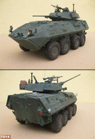 1/35 Trumpeter LAV-25 by Tank-Dragon2014