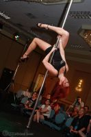 Dancer on a Pole 1 by Insane-Pencil