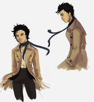 SPN 63: Cas by ShichininSlasher