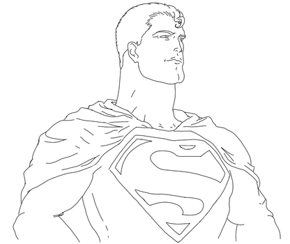 Supes by SuprVillain