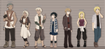 Height Chart by kasuria