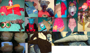 Large Costume Lot for sale by SpaceRanger108