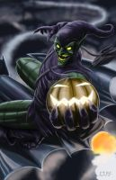 The Green Goblin by 1314