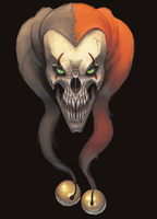 Dead Jester Decal Concept by BlackHawk45LC