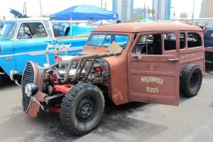 Ratty Willys Jeep by DrivenByChaos