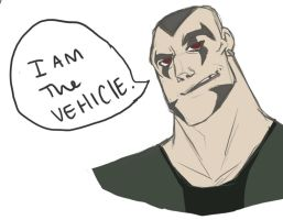 ARE YOU A VEHICLE...ARE YOU? by Black-Panda-Chan