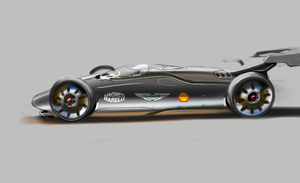 concept race car by Phil-Candy