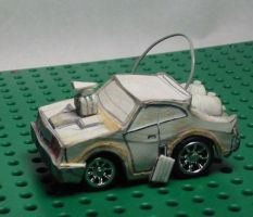 Mad Max Interceptor micro RC by ARMORMAN