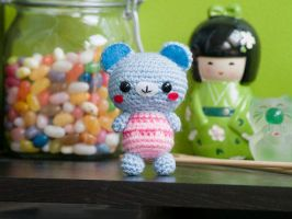 Amigurumi Tooth Fairy : Amigurumi Tooth Fairy and Happy Tooth by FireKylling on ...