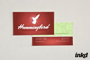 General Business Card Template by inkddesign