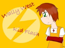 [YJ] Wally West [TCK] by RicePoison