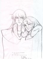 Saint Seiya-the  Sighing Walls by Rosalind-WT