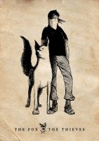 Fox and Thievs Artwork_1 by dailydesign