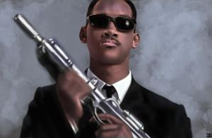 Agente J - Will Smith by TheSig86