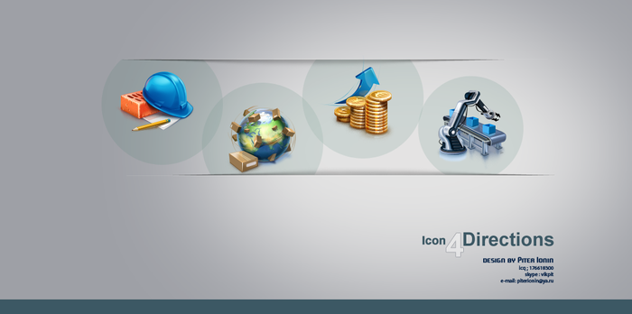 icon Directions by Deedman
