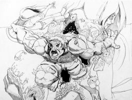 Hulk and Annie Ink Layer 1 by shiphfwd