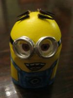 minion egg 3 by toastles