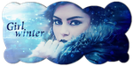 Girl Winter by Hinater