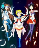 Simpmoon Senshi by gkscotty
