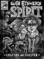 Eisner's The Spirit by MIsbell