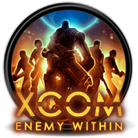 XCOM: Enemy Within - Icon by Blagoicons
