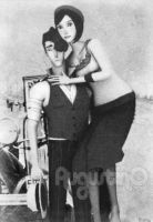 Bonnie and Clyde 3D by sipries