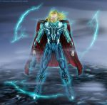 Fan art Marvel univers :  Thor by Crakower